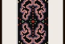 Peyote bracelets patterns