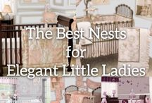 The Best Nests / Take a look at our new monthly blog series that countdown the top five Best Nests for a certain theme that you may have in mind for your little one.