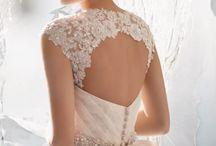Adjustments for wedding dress
