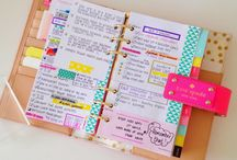 Planner + Journal Inspo / by Jessica Cahill