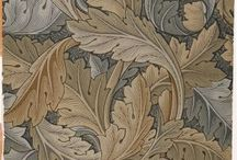 William Morris / William Morris (24 March 1834 – 3 October 1896) was an English textile designer and artist. I love his work.