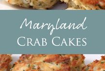 Crab Cake & Seafood Recipes