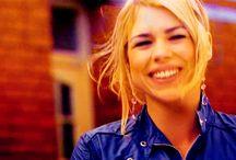My Doctor Who / series, Billi Piper, Christofer Eccleston, David Tennant,