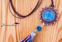 Kammelleon / Moja twórczość biżuteryjna
