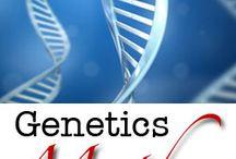 Genetics / by Alex Ellison