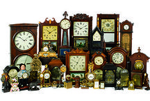 September 3, 2015 Online Only Clocks and Watches Auction / If you are interested in consigning clocks and watches to this auction, please email photographs to info@pookandpook.com.