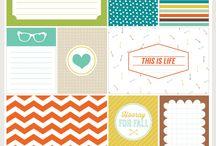 Printables / DIY Printables & Templates