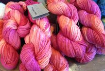 Yarn at the Studio / by The Studio Knitting & Needlepoint Shop