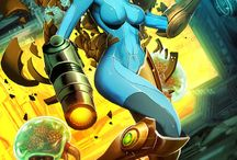 Because Samus is awesome