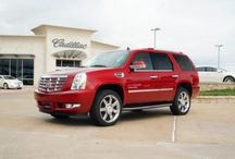 Cadillac / Cadillac vehicles are highlighted from Jerry's Cadillac in Weatherford, TX.  This board only highlights a limited selection of the vehicles we have in stock; be sure to check our website for the full inventory.  For more information on any of the vehicles, call 855-879-7062 or visit www.jerryscadillac.com