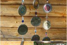 Metalli ja pelti / Metallin käsittelyä koruiksi ym