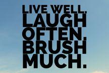 Smile Often / Orthodontic and Dental humor.