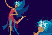 My Illustrations & Digital Painting