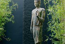 Statue Dekoration