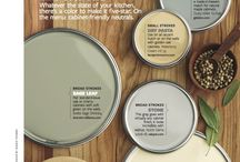 kitchen/ diner colours