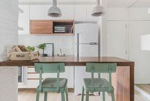Inspiração apartamento pequeno