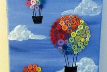 Stringart balloons