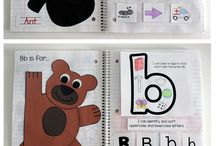 lowercase alphabet book