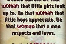 #BeThatWoman