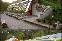 earthship house