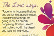 Have Hope in Jesus / blog posts and scriptures that offer hope to Christian women