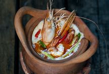 thai food / authentic recipes from the regions of Thailand / by Belinda Chatsuwan