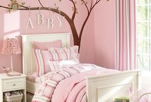 Very cute girls room idea