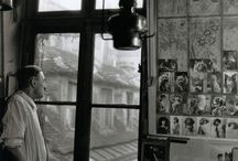 Photographer Robert Doisneau / by Anne P. C.