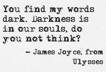 James Joyce / Anything about this great author.