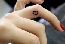 Małe tatuaże