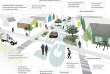 Urbanismo / Ideias e orientações para projeto de urbanismo