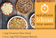 Time Better Spent / At Price Chopper/Market 32, we offer a variety of time-saving ideas so you can spend time doing the things that matter.