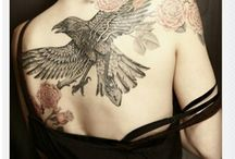 Raven and Tattoo