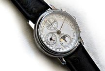 CALENDER CHRONOGRAPH - UNIQUE Watch with OMEGA movement 1151  / Watch with Omega automatic chronograph mechanism 1151 ( Base valjoux 7751 ) Only few pieces available...