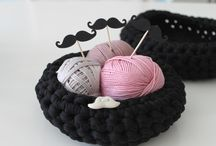 Crochet / by Catherine Fourestier