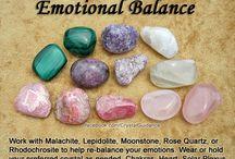 Chrystals and Healing
