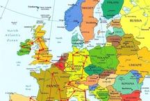 frolicking through Europe / by Beka Joy