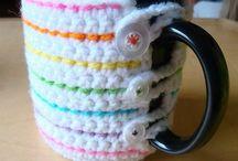 mug cozy crochet