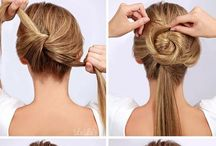 Quick Daily hairstyle
