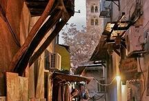 Old Damascus Syria