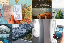 Journey around the world / Place I want to visit <3