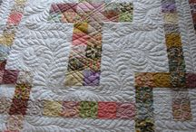 Cross quilts