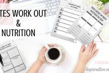 Organisation et Listes à imprimer