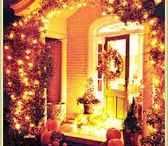 Fall Festival of Lights / Brighten up the warm colors of fall with string lights!