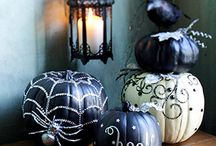 Thanksgiving, Fall and Halloween Crafts