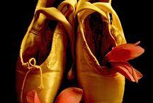 A dança é a semente do brilho da bailarina