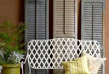Unusual Shutters Uses