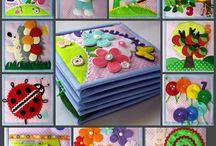 Fabric books