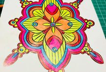 Customized Coloring Bliss Book Vol 1