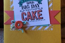 2014 SAB / by Stampin with J - Stampin' Up!